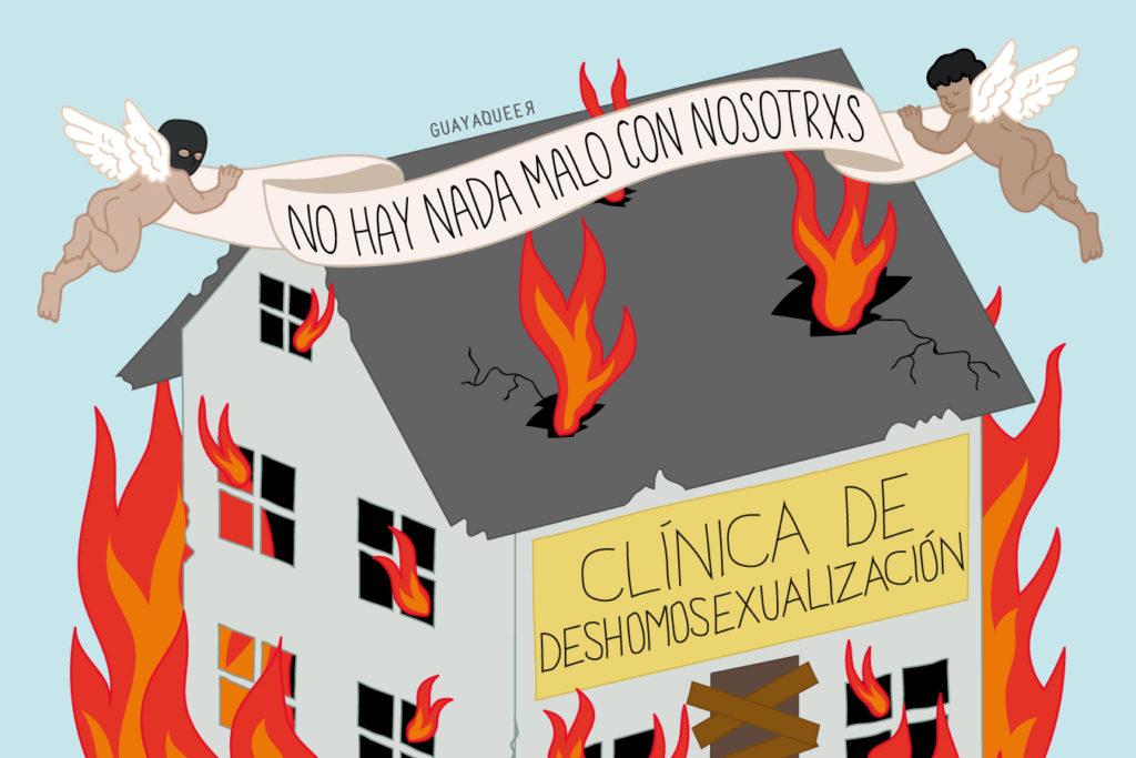 Ilustración Guayaqueer